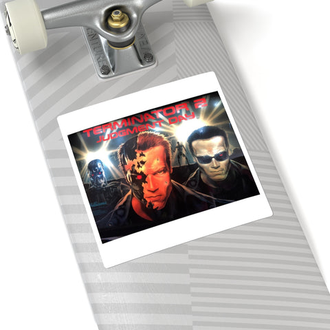 t2pinball Square Stickers