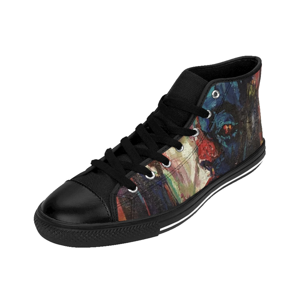 Collective feeling Men's High-top Sneakers