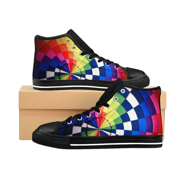 Hot air 🎈Men's High-top Sneakers