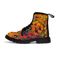 Color mess Men's Martin Boots