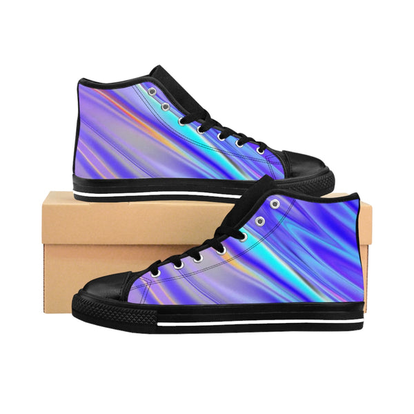 Stock wrap supreme Women's High-top Sneakers