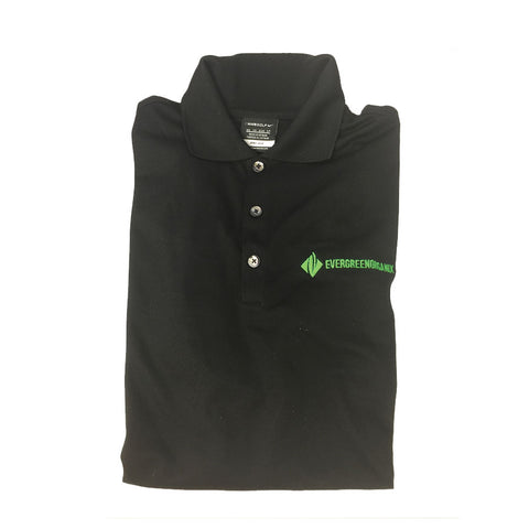 Evergreen Organix Mens Nike Golf Shirt