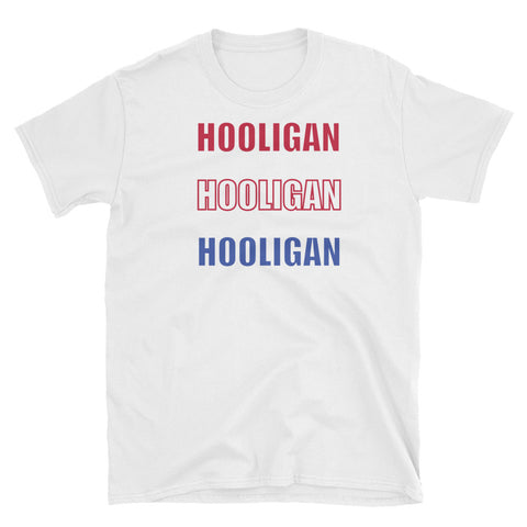 HOOLIGAN Short-Sleeve Unisex T-Shirt