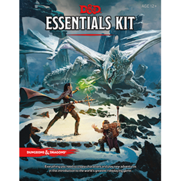 Dungeons & Dragons Essentials Kit (Fifth Edition)