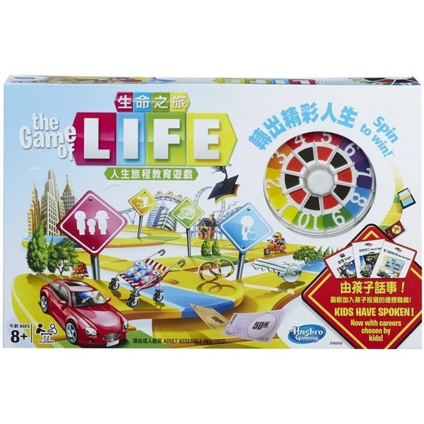 The Game of Life 生命之旅