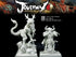 Journey: Wrath of Demons - Figures