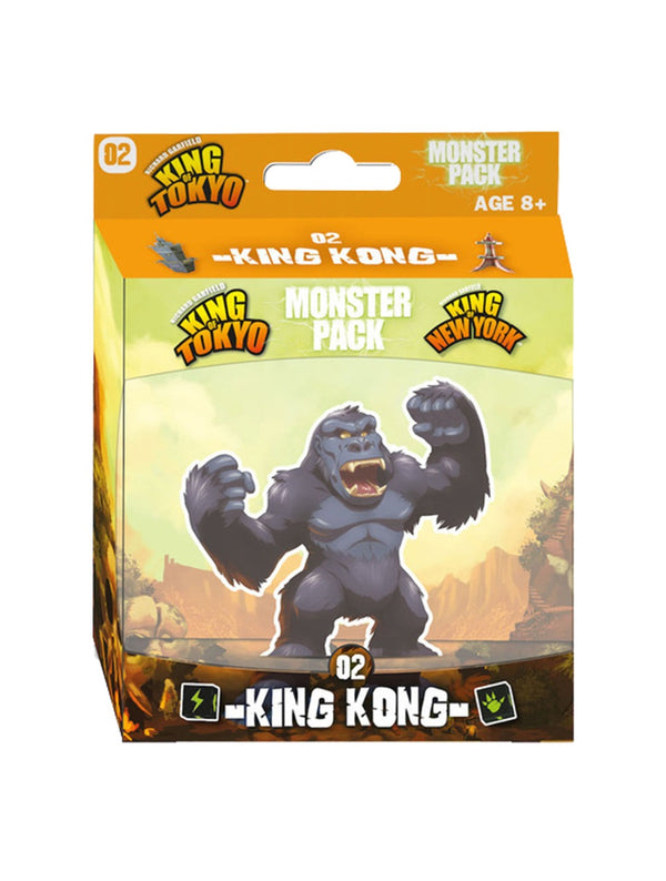 Monster Pack–King Kong