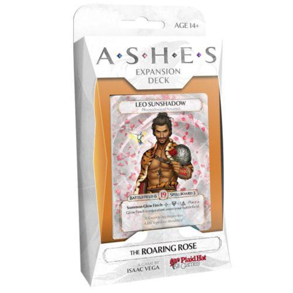 Ashes : The Roaring Rose