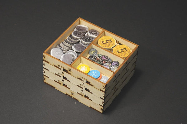 Wooden Insert -  Gloomhaven (2nd print) 黯淡港灣 木製收納盒