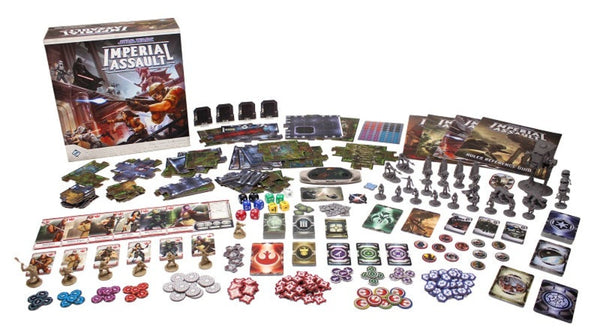 Star Wars: Imperial Assault 星戰IA: 帝國突襲