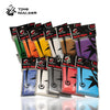 Time Walker Card Sleeves Black 65 x 90 mm 50pcs