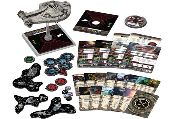Star Wars: X-Wing Miniatures Game – YT-2400 Freighter Expansion Pack