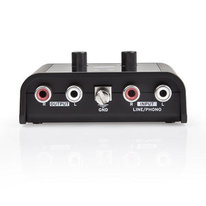 Reloop IPHONO2 Interface rear
