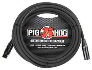 Pig Hog PHM25 8mm Mic Cable 25 foot  XLR to XLR (COPY)