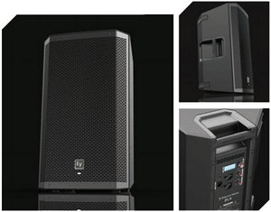 EV ZLX15P Active speakers