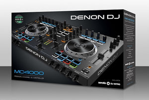 Denon MC4000 box