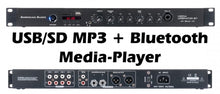ADJ Media Operator BT Rack Mount Media Player