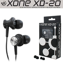 Xone:XD-20 Ear Bud Headphones