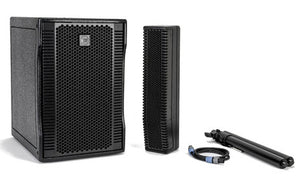 RCF EVOX-8 Active two-way Array 1400 Watt PA System W/Cover