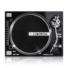 Reloop Elite , RP-8000, Magma Scratch Suitcase w/ Free Heavy Duty X-Stand