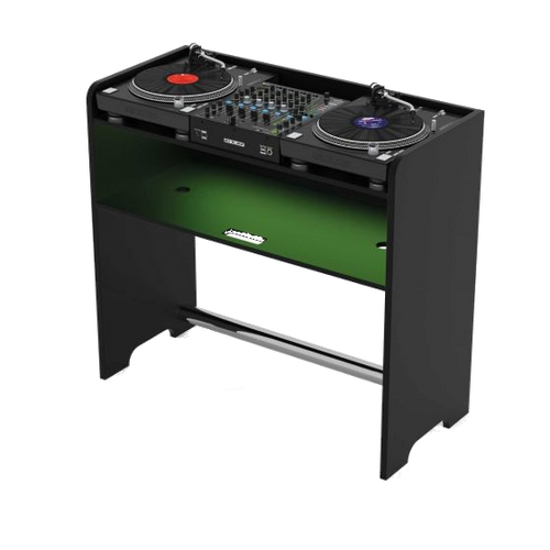 Glorious GigBar Black - Stylish and Modern DJ Furniture