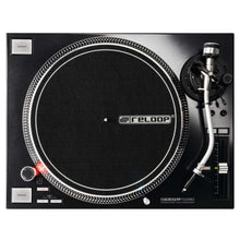 Reloop RP-7000MKII (PAIR) Pro High-Torque Club-Standard Turntable W/ FREE Ortofon Needles