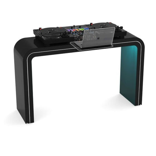 Glorious Session Cube XL - Designer DJ workstation - With Laptop Stand
