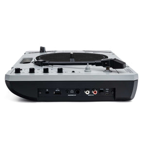 "RELOOP SPiN Portable Turntable W/ 7"" Battle Record"