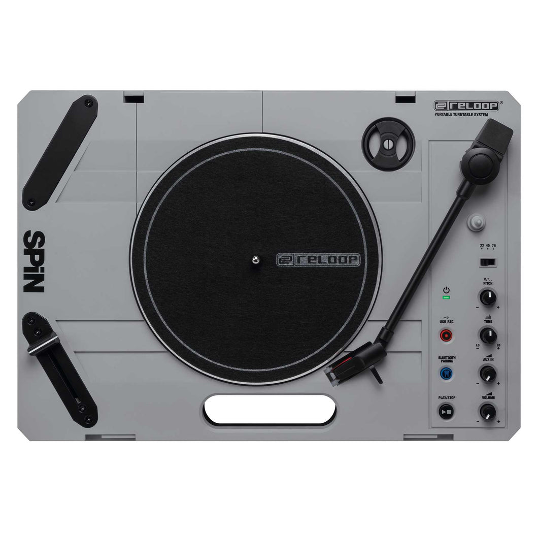 RELOOP SPiN Portable Turntable - B Stock