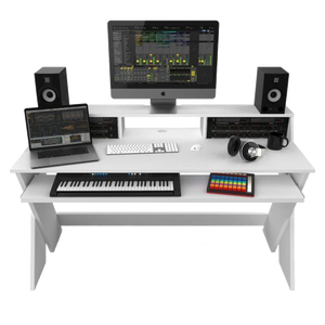 Glorious Sound Desk Pro - White