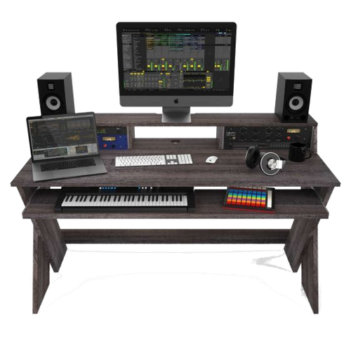 Glorious Sound Desk Pro - Walnut
