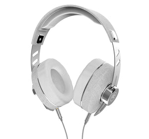 Floyd Rose FR-52 WH 3D Stereo Fabric Wired Headphones Whlte/Grey