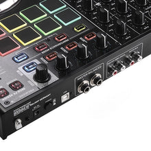 Reloop Terminal Mix 8 rear panel