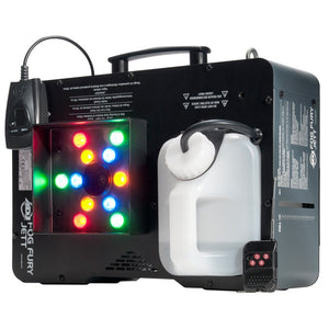 American DJ Fog Fury Jett High Velocity Vertical Fog Machine