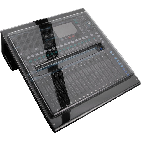 Decksaver Clear Polycarbonate Cover for the Allen & Heath QU-16