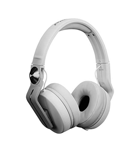 Pioneer HDJ-700 white w/ Magma Headphone Case