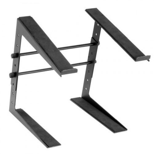 On Stage Height Adjustable Stand for Laptops and Equipment