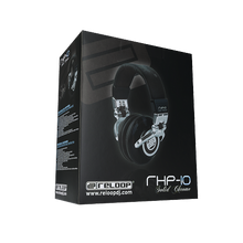 Reloop RHP-10 Solid Chrome Packaging