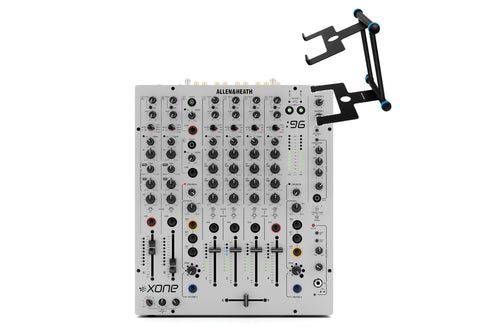 Allen & Heath Xone:96 Analogue DJ Mixer w/ FREE Laptop Stand