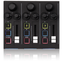 Reloop Keypad fader section
