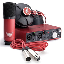 Focusrite Scarlett Studio Package