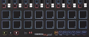 Reloop Keypad pad section