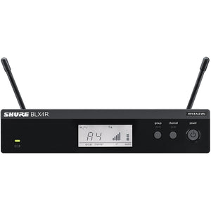 Shure BLX24R/SM58 Wireless Receiver
