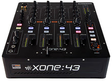 "Allen & Heath Xone:43 ""B"" Stock DJ Mixer W/ Cables"