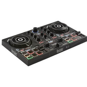 Hercules DJControl-Inpulse200 DJ Bundle for Beginners