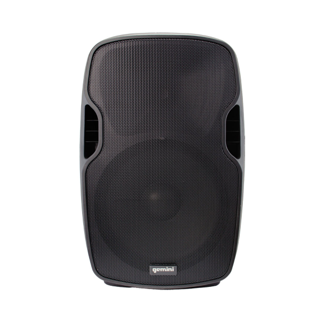 Gemini AS-15 2-Way Active Power Bluetooth Loudspeaker