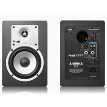 Fluid Audio C5 Classic Series Active Studio Monitor w/ Studio Monitor Stands and FREE Cables