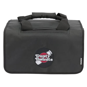 "Magma 45 Bag 150 ""Dusty Donuts"", Black/Bordeaux"