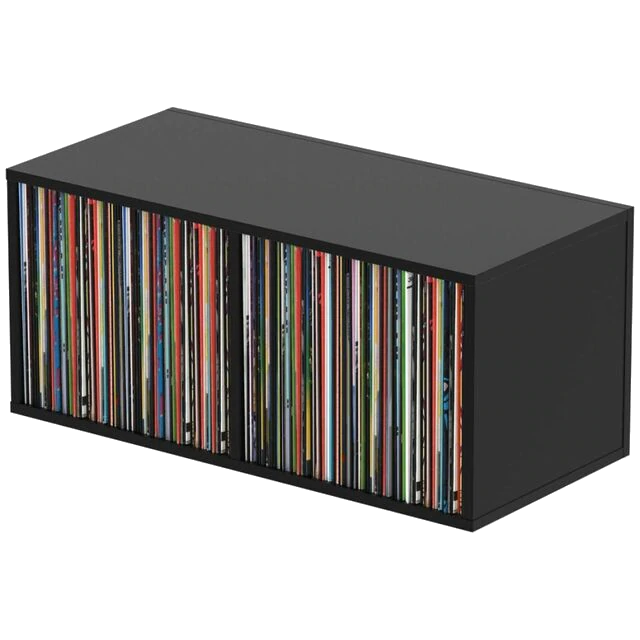 Glorious Record Box 230 Black