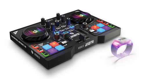 Hercules DJControl Instinct P8 Party Pack
